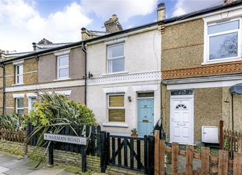 Thumbnail 2 bed terraced house for sale in Harman Road, Enfield