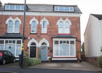 Thumbnail 5 bedroom semi-detached house for sale in Boldmere Road, Sutton Coldfield