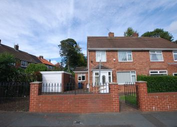 Thumbnail 3 bed semi-detached house to rent in Ferrydene Avenue, Kenton, Newcastle Upon Tyne