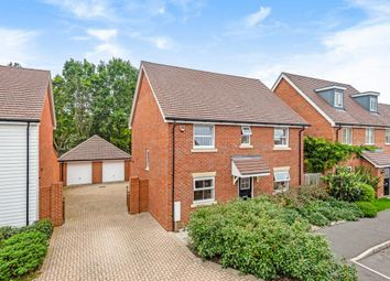 Church Crookham, Fleet GU52. 4 bed detached house