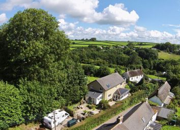 Thumbnail 4 bedroom detached house for sale in Northlew, Devon
