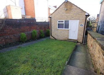 Thumbnail 1 bed detached bungalow to rent in Glossop Road, Sheffield