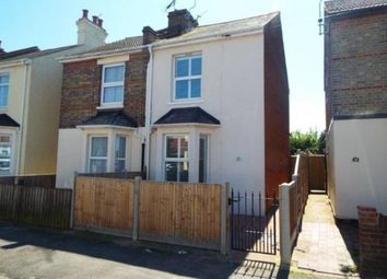 Thumbnail 2 bed semi-detached house for sale in Crossfield Road, Clacton-On-Sea