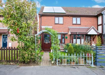Thumbnail 2 bed end terrace house for sale in Orchard Row, Soham, Ely