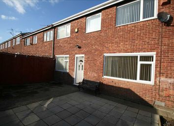 Thumbnail 3 bed terraced house to rent in Guisborough Drive, New York, North Shields