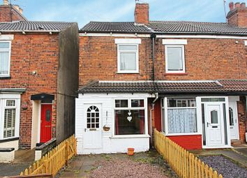 Thumbnail 2 bedroom terraced house for sale in Edward Street, Hessle