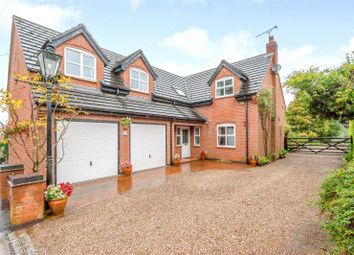 Thumbnail 4 bed detached house to rent in Main Street, Peckleton, Leicestershire