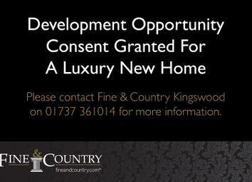 Thumbnail 5 bedroom land for sale in Woodcroft, Beech Drive, Kingswood