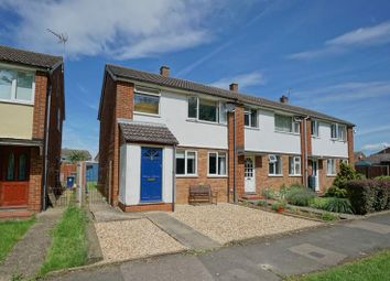Thumbnail 3 bedroom end terrace house for sale in Gordon Road, Little Paxton, St. Neots