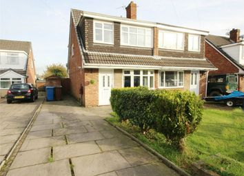 Thumbnail 3 bed semi-detached house for sale in Hereford Close, Ashton-In-Makerfield, Wigan, Lancashire