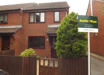 Thumbnail 3 bed end terrace house for sale in Course Park Crescent, Fareham