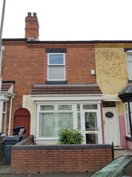 Thumbnail 3 bed terraced house to rent in Brantley Road, Witton, Birmingham