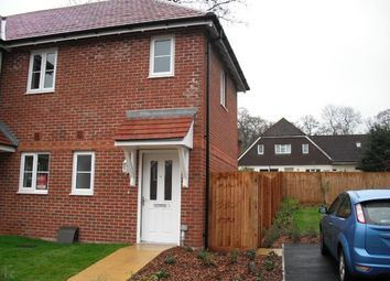 Thumbnail 1 bed semi-detached house to rent in Handyside Place, Four Marks, Alton