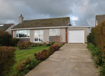Thumbnail 2 bed detached bungalow for sale in 11 Ballakneale Close, Port Erin