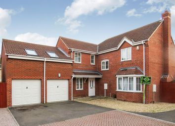 Thumbnail 5 bed detached house for sale in Walnut View, Spalding