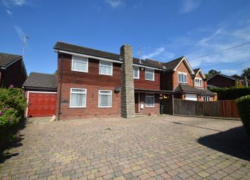 Thumbnail 5 bed detached house to rent in Batchworth Lane, Northwood