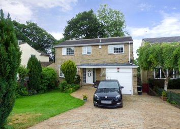 Thumbnail 4 bedroom detached house to rent in Oakwood Drive, Bingley, West Yorkshire
