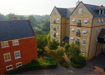 Thumbnail 4 bedroom flat for sale in Henry Laver Court, Colchester