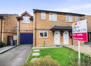 Thumbnail 3 bed end terrace house for sale in Foxglove Way, Calne