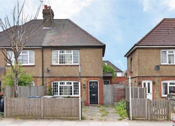 Thumbnail 3 bed semi-detached house for sale in Claremont Road, Cricklewood