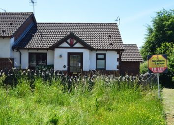 Thumbnail 1 bed terraced bungalow to rent in Hamwood Close, Weston-Super-Mare