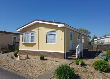 Thumbnail 2 bed mobile/park home for sale in Redhill Lane, Watton, Thetford