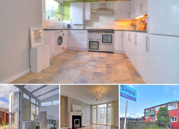 Thumbnail 3 bed town house for sale in West Royd, Wilsden, Bradford