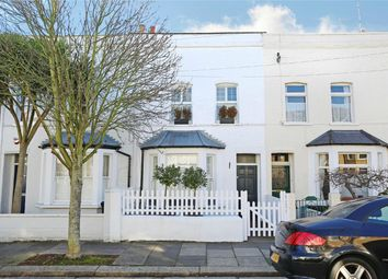 Thumbnail 2 bed terraced house for sale in Antrobus Road, Chiswick Park, Chiswick, London