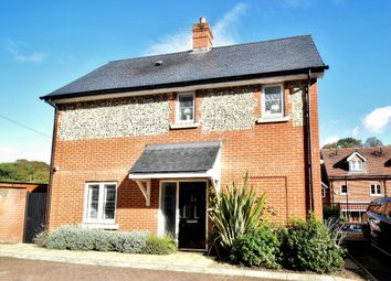 Thumbnail 3 bed end terrace house for sale in Barrel Mews, Horndean, Waterlooville