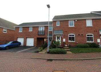 Thumbnail 3 bed terraced house for sale in Poole Lane, Silverdale, Newcastle