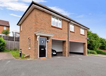 Thumbnail 2 bed flat for sale in Summerson Close, Rochester, Kent