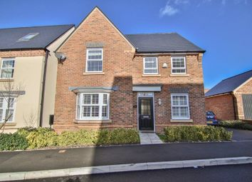 Thumbnail 4 bed detached house for sale in Jasper Tudor Crescent, Llanfoist, Abergavenny