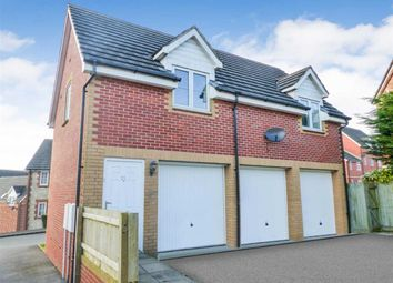 Thumbnail 2 bed flat for sale in Woolpitch Wood, Chepstow