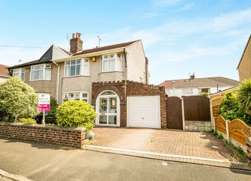 Thumbnail 3 bed semi-detached house for sale in Barmouth Road, Wallasey