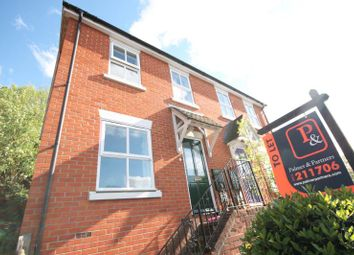 Thumbnail 2 bed terraced house to rent in Mitre Way, Ipswich, Suffolk