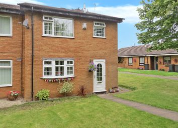 Thumbnail 3 bed end terrace house for sale in Tarn Close, Bedworth