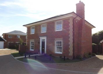 Thumbnail 4 bed detached house for sale in Gislingham, Eye, Suffolk