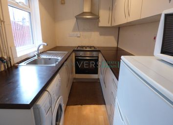 Thumbnail 2 bed terraced house to rent in Luther Street, Leicester
