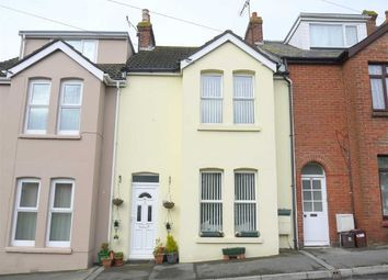 Thumbnail 2 bed terraced house for sale in Clearmount Road, Weymouth