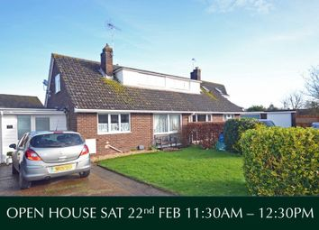 Thumbnail 3 bed semi-detached house for sale in Vinnicombes Road, Stoke Canon, Exeter