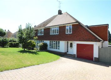 Thumbnail 4 bed semi-detached house for sale in Goddington Road, Bourne End, Buckinghamshire