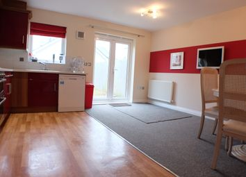 Thumbnail 3 bed town house to rent in Brunel Way, Swansea