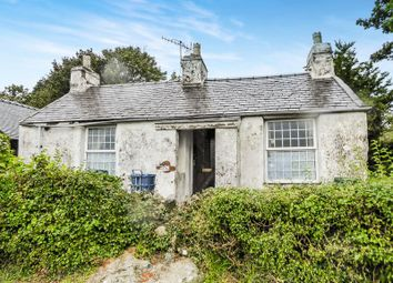Thumbnail 1 bed cottage for sale in Waunfawr, Caernarfon