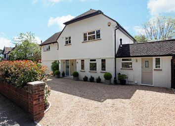 Thumbnail 5 bed link-detached house to rent in Englefield Green, Egham