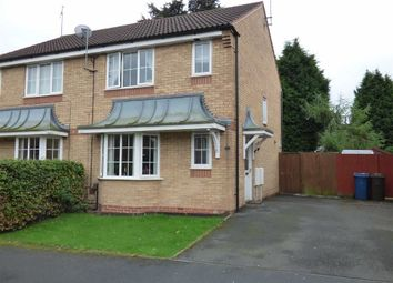 Thumbnail 3 bed semi-detached house for sale in Chestnut Drive, Burton Manor, Stafford