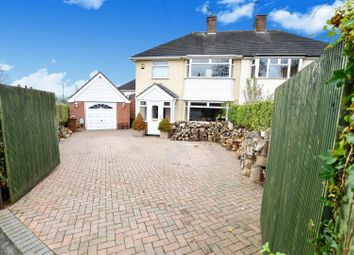 Thumbnail 3 bed semi-detached house for sale in Orford Avenue, Clifton, Nottingham