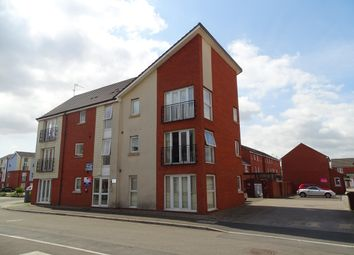 Thumbnail 1 bed flat to rent in Alicia Crescent, Newport