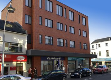 Thumbnail 1 bed flat for sale in Flat 10 'viking House', 2 Dane Street, Bedford