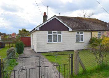 Thumbnail 2 bedroom bungalow to rent in Dobbs Lane, Kesgrave, Ipswich