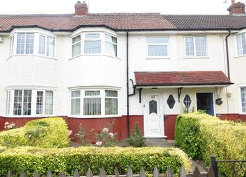 Thumbnail 3 bed terraced house for sale in Park Avenue West, Hull